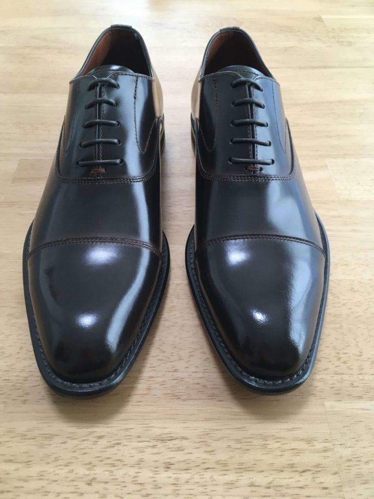 ケンフォード 革靴