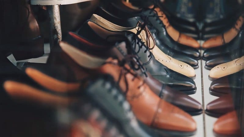 革靴 複数