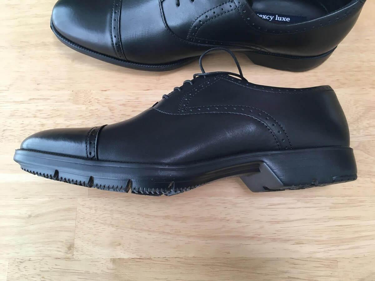 テクシーリュクス 革靴
