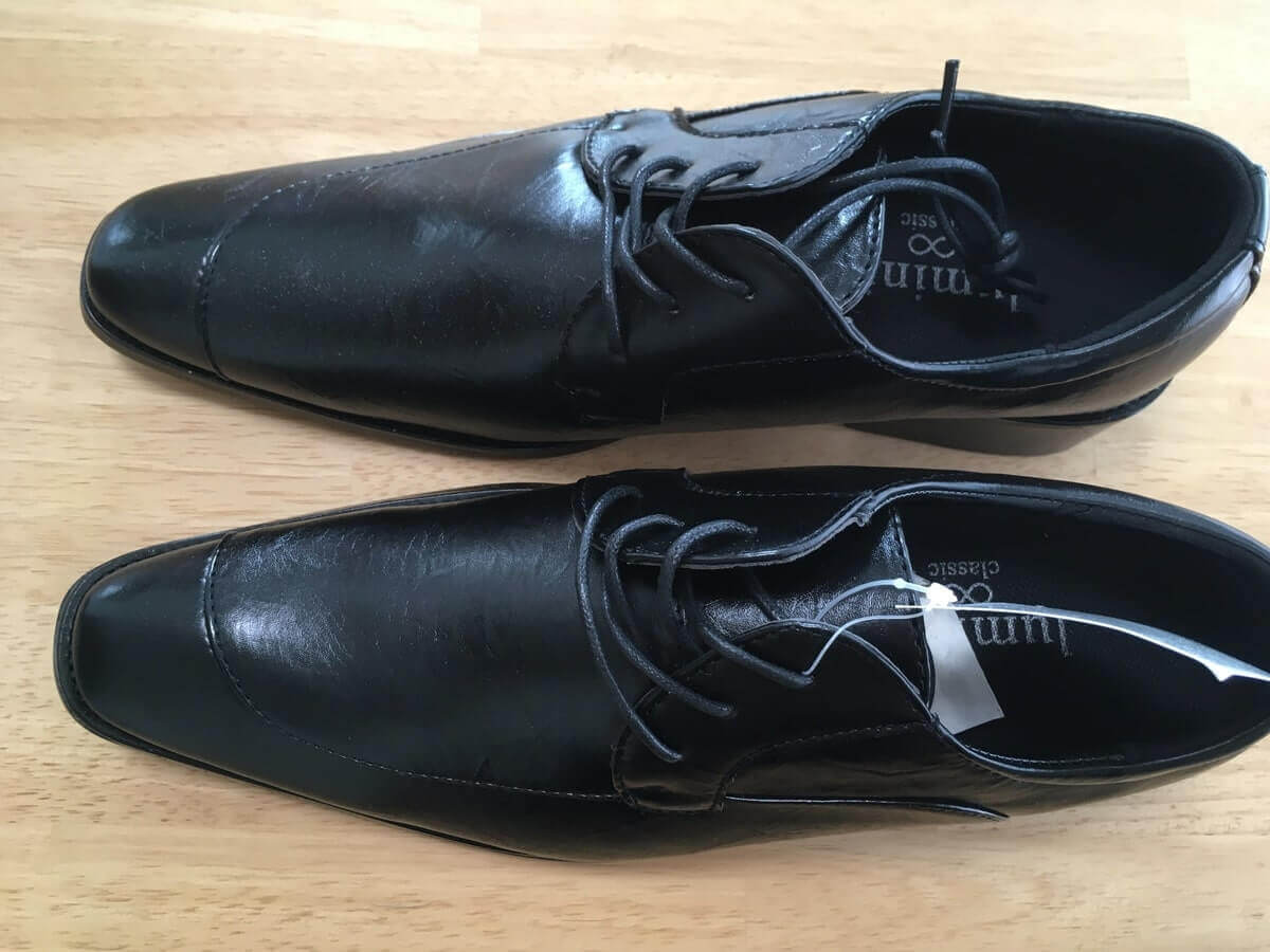 ルミニーオ 革靴