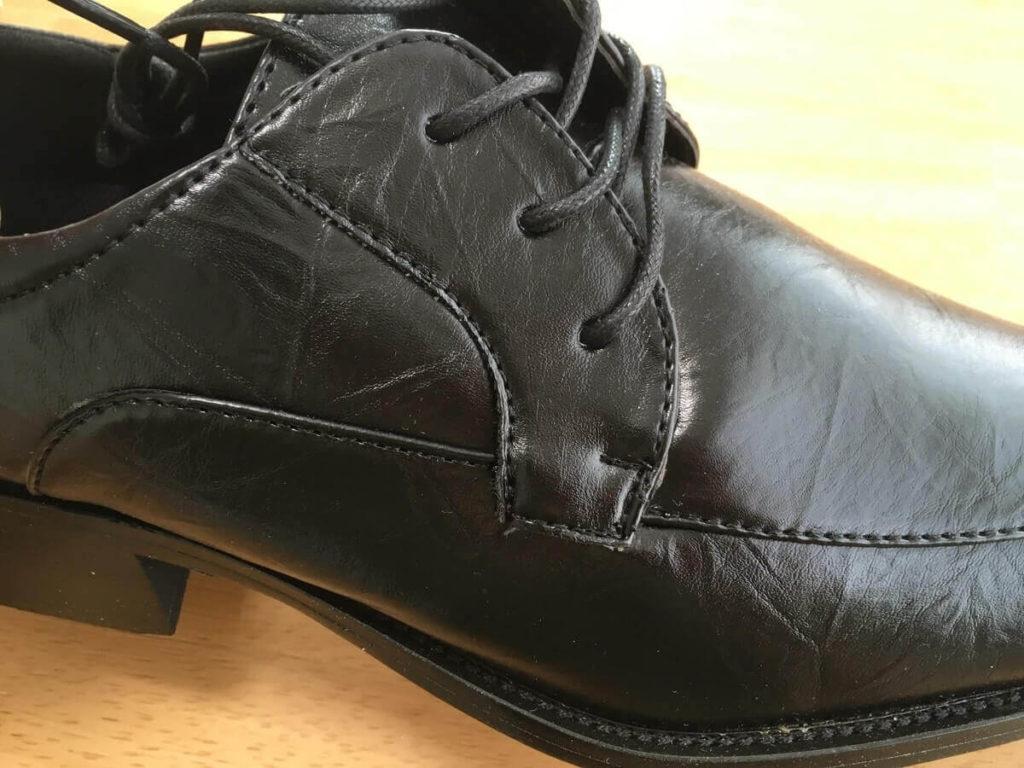 ルミニーオ 靴紐部分