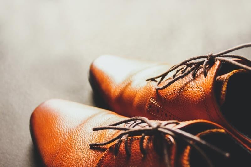 革靴 写真