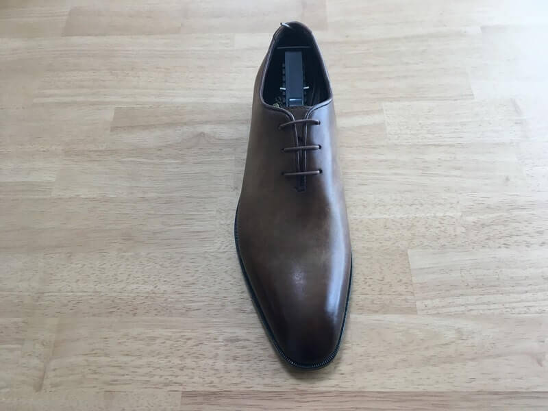 Mon model 革靴