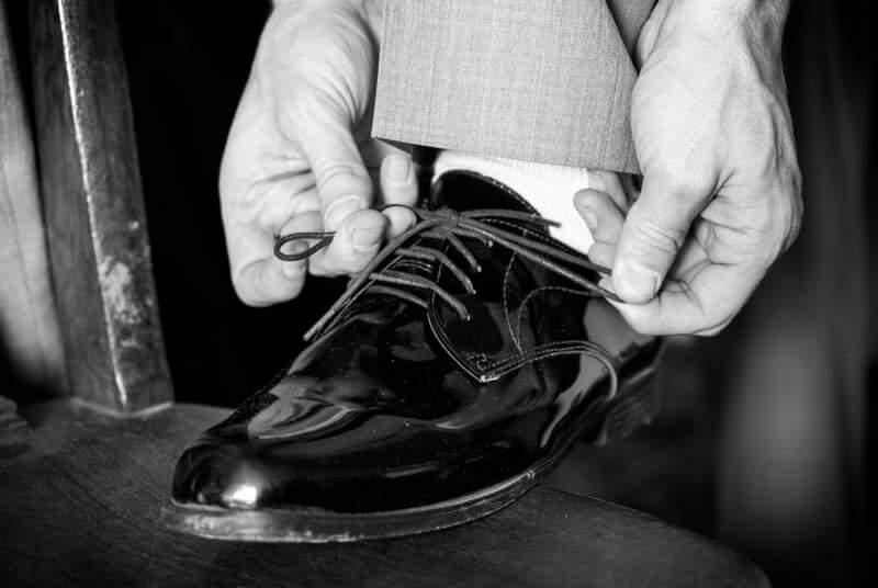 革靴 ビジネス