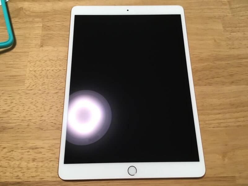 iPad 表面